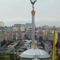 Снимок сделан в Гостиница «Украина» пользователем Ольга Б. 9/13/2013