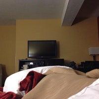 Photo taken at Comfort Inn & Suites by Matt H. on 10/23/2014