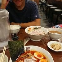 Photo taken at 煮干しらーめん 玉五郎 くずはモール店 by みな R. on 8/8/2018