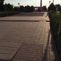 Photo taken at сквер Победы by Andrii K. on 8/28/2016