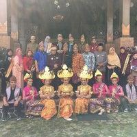 """Photo taken at """"Kedatun Keagungan"""" Lampung by Suttan S. on 4/5/2018"""