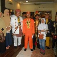 """Photo taken at """"Kedatun Keagungan"""" Lampung by Suttan S. on 2/21/2018"""