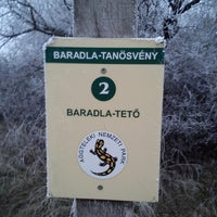 Photo taken at Baradla-tanösvény by Évi K. on 12/14/2013