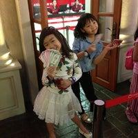 Photo taken at KidZania Bangkok by Cherry Y. on 3/27/2013