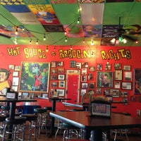 Photo taken at Tijuana Flats by Vicky T. on 6/14/2013
