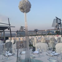 Photo taken at Polis Convention Centre by Georgia S. on 8/30/2015