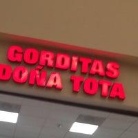 Photo taken at Gorditas Doña Tota by Alex H. on 3/30/2014