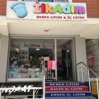 Photo taken at İlkadım Bebek&İç Giyim by Güloş T. on 4/13/2013