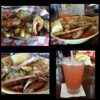 Photo taken at Chuck's Alibi Pub & Seafood House by Tashea G. on 8/29/2016
