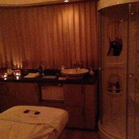 Photo taken at O SPA by Laura A. on 2/27/2015