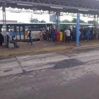 Photo taken at Terminal Vila Brasília by Alonso A. on 3/26/2013