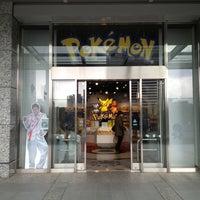 Photo taken at Pokémon Center TOKYO by Faraaz Y. on 2/8/2013