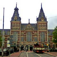 Photo taken at Rijksmuseum by Alexandre G. on 5/24/2013