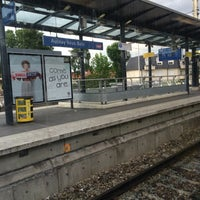 Photo taken at Aulnay-sous-Bois Railway Station by Robert S. on 6/19/2016