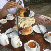 Photo taken at English Tea House & Restaurant by Eleena R. on 4/30/2017