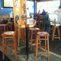 Photo taken at Angry Pepper Smokeshack and Grill by Judy M. on 3/25/2013