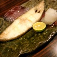 Photo taken at Kamimura Japanese Restaurant, The Weld by LI QI on 1/3/2017