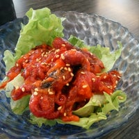 Photo taken at Bonbori Japanese Cuisine by LI QI on 11/6/2016