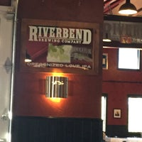 Photo taken at RiverBend Brewing Company by Dene G. on 7/4/2016