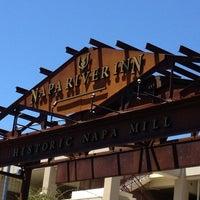 Photo taken at Napa River Inn by Jason C. on 7/27/2013