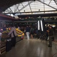 """Photo taken at Market """"KOMŠIJA"""" by Катрин on 9/27/2014"""