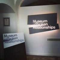 Photo taken at Museum of Broken Relationships by Bógar A. on 4/18/2013