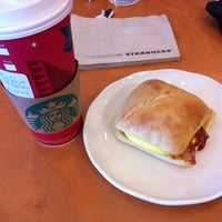 Photo taken at Starbucks by Magenta M. on 1/4/2013