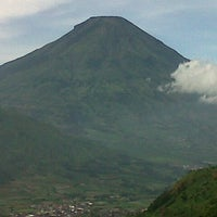 Photo taken at Dieng Plateau by Almira on 7/7/2013