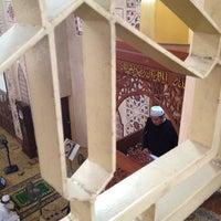 Photo taken at Masjid Al Hidayah by Yusuf Adam B. on 8/30/2013