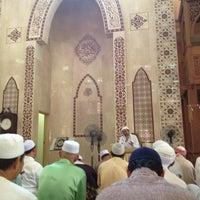 Photo taken at Masjid Al Hidayah by Yusuf Adam B. on 3/1/2013