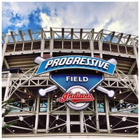 Photo taken at Progressive Field by Mac S. on 7/6/2013