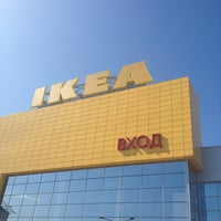Photo taken at IKEA by Марина К. on 7/27/2013