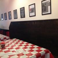 Photo taken at Greek's Pizzeria by Josh on 3/14/2013