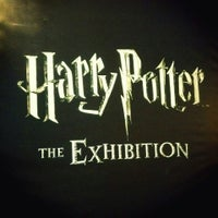 Photo taken at Harry Potter: The Exhibition by veejaye on 4/6/2013