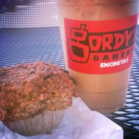 Photo taken at Gordy's Bakery and Coffeehouse by veejaye on 9/14/2013