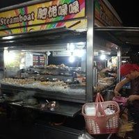 Photo taken at Pasar Malam by !!!NiZaM® on 6/9/2014