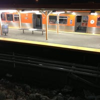 Photo taken at SEPTA Fern Rock Transportation Center by Yo J. on 1/8/2013
