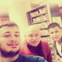 Photo taken at Dorse Market by Umut CaN . on 2/14/2015