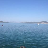 8/23/2014 tarihinde Pelin O.ziyaretçi tarafından Ayvalık Ayfer Millenium Tekne Turu'de çekilen fotoğraf