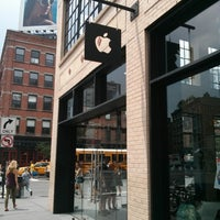 Photo taken at Apple West 14th Street by Cass C. on 7/10/2013