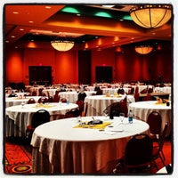 Photo taken at Embassy Suites by Hilton Albuquerque Hotel & Spa by Chris M. on 10/19/2012
