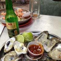 Photo taken at Connie's Seafood by Jimmy D. on 2/20/2013