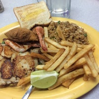 Photo taken at Connie's Seafood by Jimmy D. on 3/12/2015