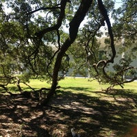 Photo taken at Menil Park by Rob C. on 2/1/2013