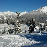 Photo taken at Mt. Baker Ski Area by Matt G. on 1/12/2013