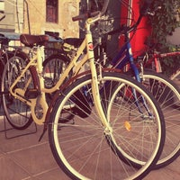 Photo taken at Maglaris bikes by Giorgos K. on 5/2/2013
