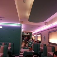 Photo taken at The Diner - American Foods by Miguel Ángel B. on 2/3/2013