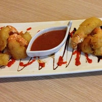 Photo taken at Kalamatianos Seafood Restaurant by Kalamatianos S. on 5/27/2014