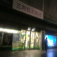 Photo taken at 三井住友銀行 六本木支店 by ぶりんがー on 11/14/2017