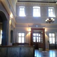 Photo taken at Tartu Raudteejaam by mutató on 6/8/2013